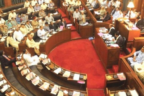 Sindh Assembly Transacts Entire Agenda