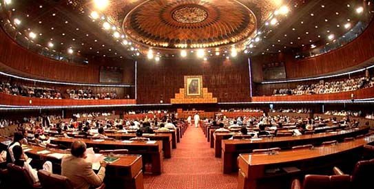 NA Adopts Five Resolutions, Refers Five Bills to Committees