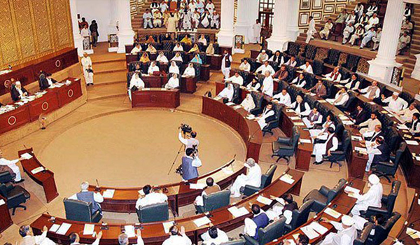 Rs. 648bn Provincial Budget Presented in KP Assembly