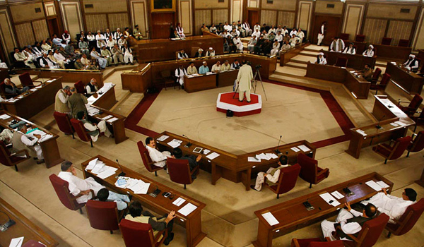 Balochistan Assembly Takes Up Most of its Agenda
