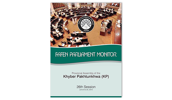 26th Session Report of KP Assembly