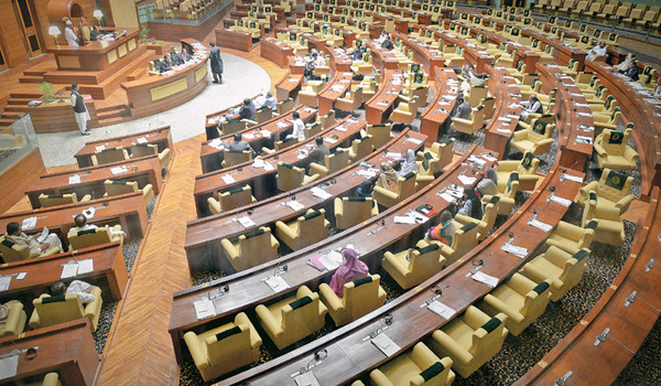 Sindh PA Defers Consideration of Payment of Wages Bill