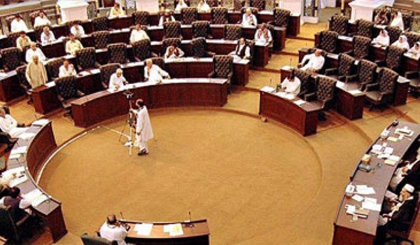 KP Assembly Meets for 10 Minutes