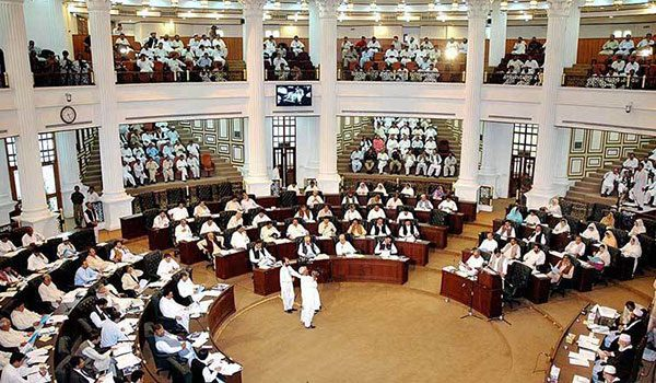KP Assembly Suspends Rules to Adopt Eight Resolutions