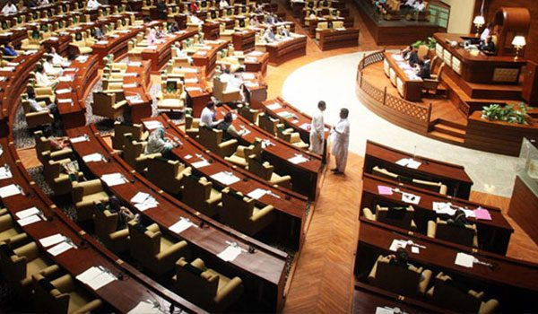 Sindh Assembly Takes Up Entire Agenda