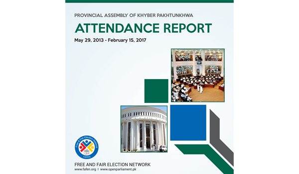 Members' Attendance in KP Assembly on Decline