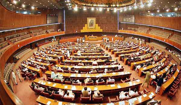 National Assembly Passes Two Government Bills
