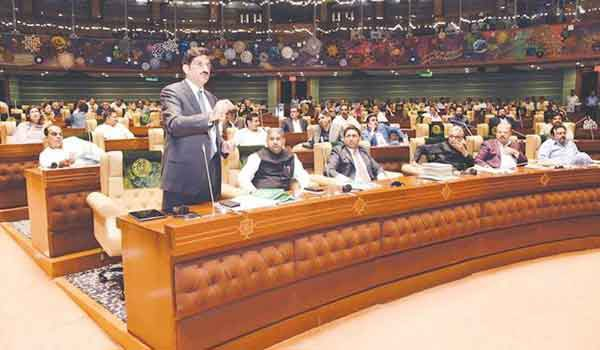 Sindh PA Leaves Most of Private Members' Agenda Unaddressed