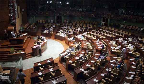 Provincial Budget for the Year 2019-20 Presented in Sindh Assembly